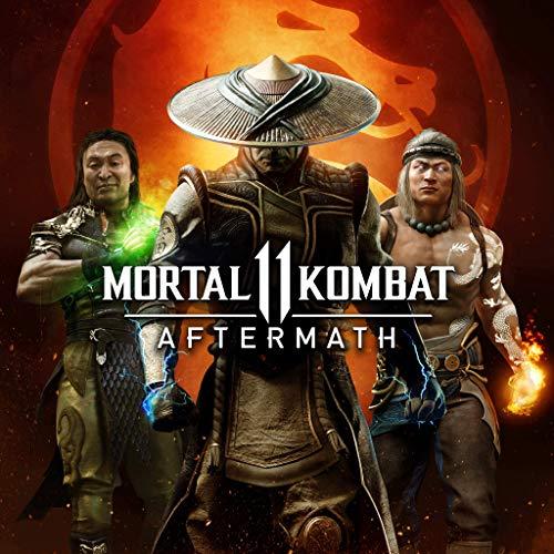 Mortal Kombat 11: Aftermath - PS4 [Digital Code]