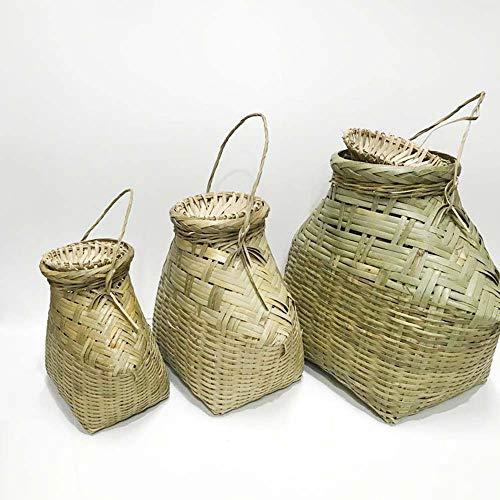 CAISHEND 3er-Pack Wiederverwendbare Ineinander greifen Baumwolle Nettomarkt String-Beutel-Organisator (Multipurpose, bewegliche Einkaufs Tote Handtasche) für Lebensmittel, Außenraum, Frucht-Gemüse