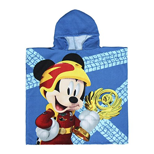 Made in Trade- Mickey Roads Poncho, 2200002808
