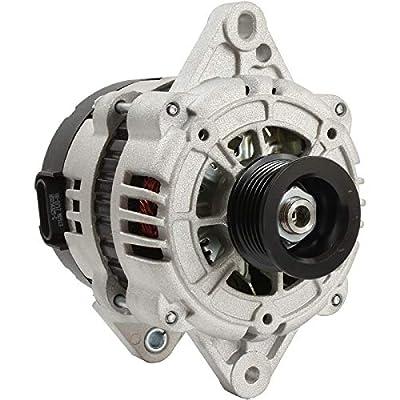 DB Electrical Adr0337 Alternator For Chevy Aveo Pontiac Wave Suzuki Swift, 1.6 1.6L Chevrolet Aveo, Swift 04 05 06 07 08 2004 2005 2006 2007 2008, Wave 2005 2006 20072008 05 06 07 08