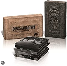 Sons Of Anarchy - The Complete Collection - Collector's Edition Box Set [Blu-ray]