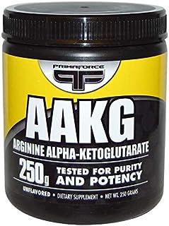 Primaforce, AAKG, Arginine Alpha-Ketoglutarate, Unflavored, 250 g