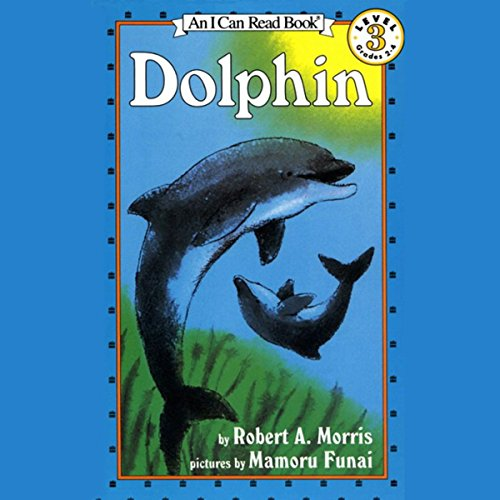 Dolphin audiobook cover art