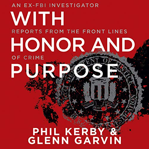 With Honor and Purpose audiobook cover art