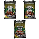 Green Mountain Grills Premium Gold Blend Pure Hardwood Grilling Pellets (3 Pack)