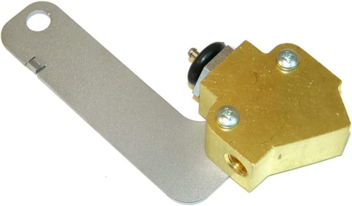 Inline Tube E-1-1 3 Omaha Mall Port Brass Off shop Hold Valve with Compatible