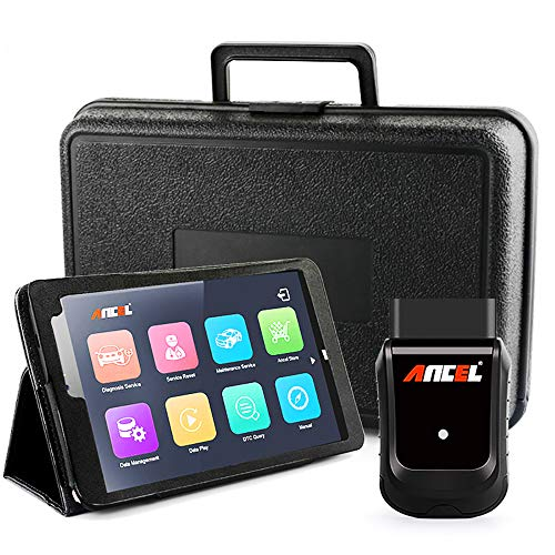 SWEET Escáner OBD 2 Auto Scanner Launch Valise Diagnostic Multimarque Wireless WiFi Diagnostic Tool Lee La Detección Completa De Flujos De Datos Dinámicos Y MIL