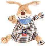 SIGIKID 47893 Schnuffeltuch Hase Semmel Bunny Mädchen und Jungen Babyspielzeug empfohlen ab Geburt...