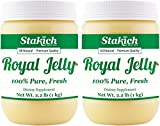 Stakich Fresh Royal Jelly - Pure, All Natural, Highest Quality - No Additives/Flavors/Preservatives Added - 2 KG
