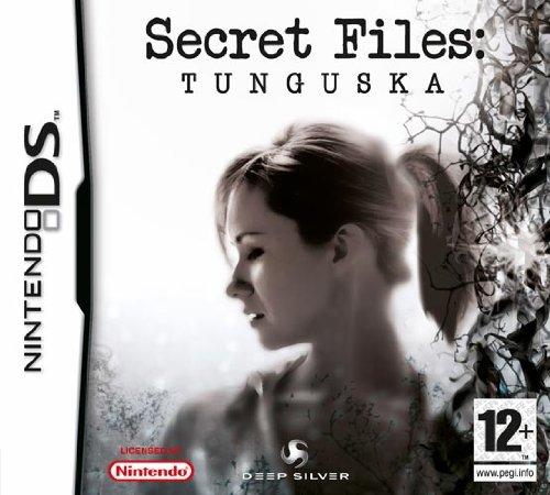 Secret Files of Tunguska Nds
