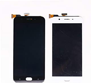 """For OPPO F1S A1601 A59 LCD Display Touch Screen Digitizer Panel Glass Digital (Color : White, Size : 5.5"""")"""