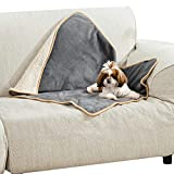 Bedsure Waterproof Dog Blankets for Small Dogs - Washable Cat Blanket for Couch, Car, Sofa Chair,...