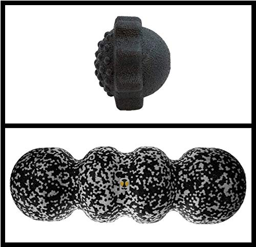 Rollga: Soft Foam Roller (Low Density Foam) + Activator...
