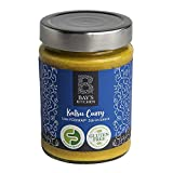 Bay's Kitchen Low FODMAP Ready To Cook Katsu Curry Stir-in Cooking Sauce, Gluten-Free, IBS-Friendly and suitable for Vegans (260g jar)