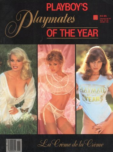 Playboy's PLAYMATES OF THE YEAR Special Edition Magazine, November 1986 by Ch...