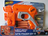 Nerf N Strike Orange & Grey Nite Finder EX-3