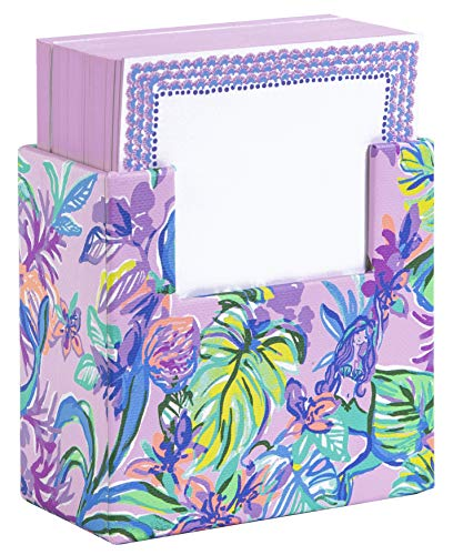 Lilly Pulitzer Noteblock Mermaid In The Shade One Size