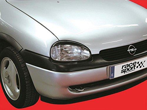 Sumex Jeu de paupières de phares Opel Corsa 93+