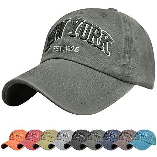 Voqeen Gorra de Beisbol Sombrero de Gorra Ajustable con...