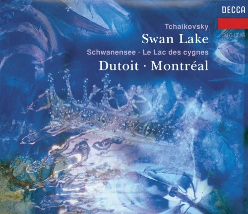 Orchestre Symphonique de Montréal, Charles Dutoit & Pyotr Ilyich Tchaikovsky