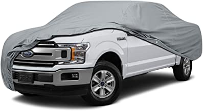 5 Layer Semi Custom Fit Truck Car Cover for Chevrolet Chevy S10 1998 Regular Cab Pickup 6.0 Feet Bed