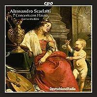 A.スカルラッティ:フルート、ヴァイオリン、ヴィオラと通奏低