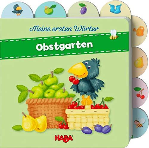 Meine ersten Wörter - Obstgarten: Bilderbuch