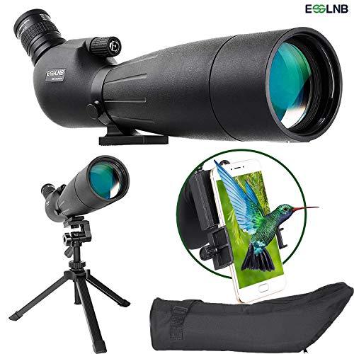 classement un comparer Lunette de visée ESSLNB20-60X80mm Adaptateur de photo de sport pour lunette de visée avec trépied réglable…