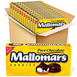 Mallomars Pure Chocolate Cookies, (12 - 8 oz Boxes) 96.0 Ounce, 12 Count