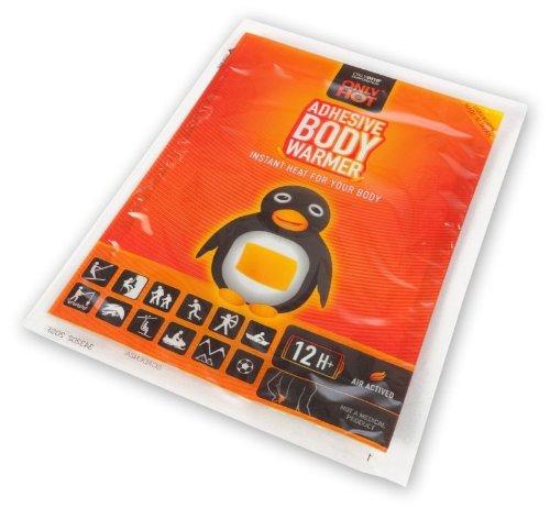 20 OnlyHot Bodywärmer Wärmepad Körperwärme für 12 Std. Aktivkohle