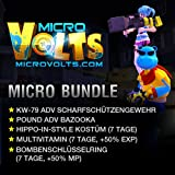 Micro Bundle: MicroVolts [Game Connect]