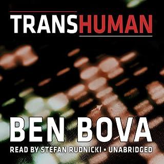 Transhuman audiobook cover art