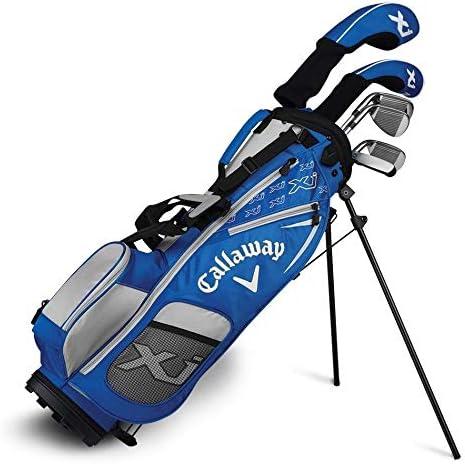 Callaway Golf Xj Junior Golf Set Level 2 6 Piece Set Right Hand Blue product image