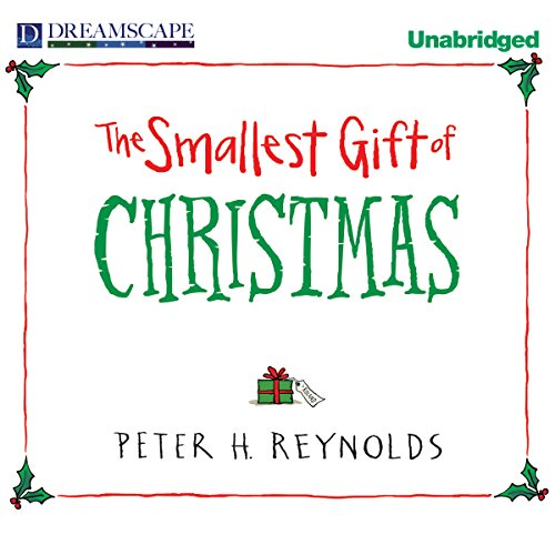 The Smallest Gift of Christmas audiobook cover art