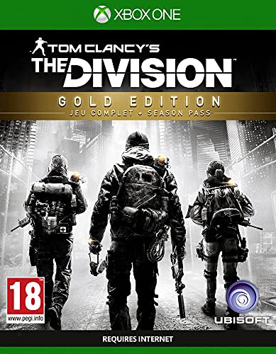 Tom Clancy's : The Division - Gold Greatest Hits - [Edizione: Francia]