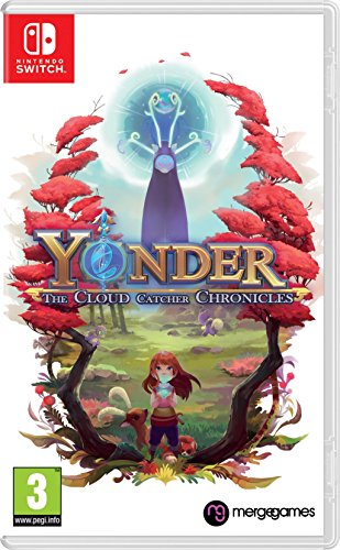 Yonder: The Cloud Catcher Chronicles Switch - Nintendo Switch [Importación francesa]