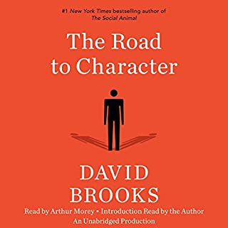 The Road to Character cover art