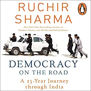 Democracy on the Road cover art