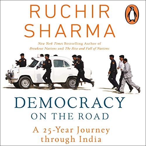 Democracy on the Road  By  cover art