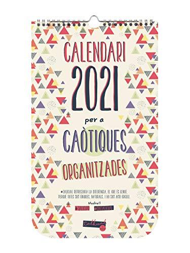 Finocam - Calendario de pared 2021 Talkual Catalán