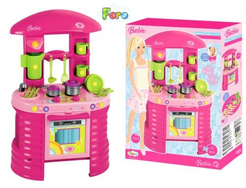FARO Barbie Pretend de cuisine