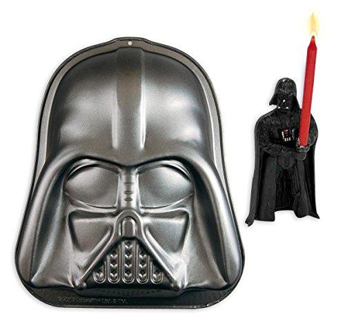 Star Wars Backform Darth Vader, inkl. Kuchenkerze