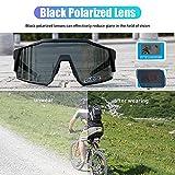 Zoom IMG-2 kapvoe polarizzati occhiali da ciclismo