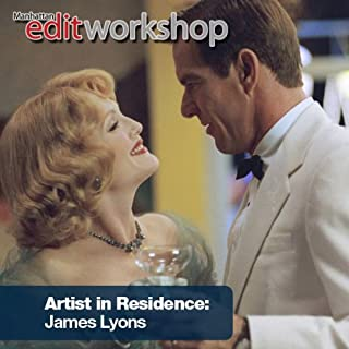 An Evening with Film Editor James Lyons audiobook cover art