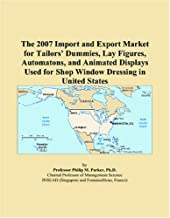 The 2007 Import and Export Market for Tailors' Dummies, Lay Figures, Automatons, and Animated Displays Used for Shop Window Dressing in United States