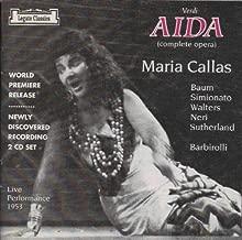 Verdi: Aida (Munich, 4.9.1972)