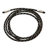 Varadyle Cable de Audio óPtico Digital de Fibra óPtica OD6.0 Toslink Macho una Macho Cable de Audio para PS3 PS4 CD DVD 3Meter