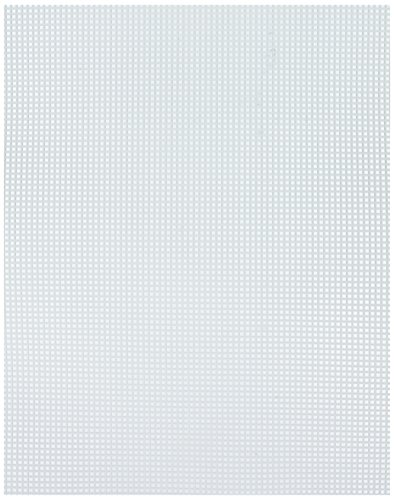 Darice Canvas Ultra Steif, 26,7 x 34,3 cm, Plastic, transparent, 26.67 x 34.29 x 0.025 cm