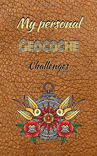 Geocache Journal for treasures hunt lovers