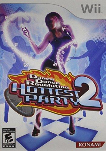 Dance Dance Revolution Hottest Party 2 - Solo software - Nintendo Wii